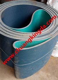 Belt for polishing machine