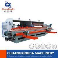CKD-1200 Arc edge Cricle Round Skirting Step Stairs Grinding Polishing Machine